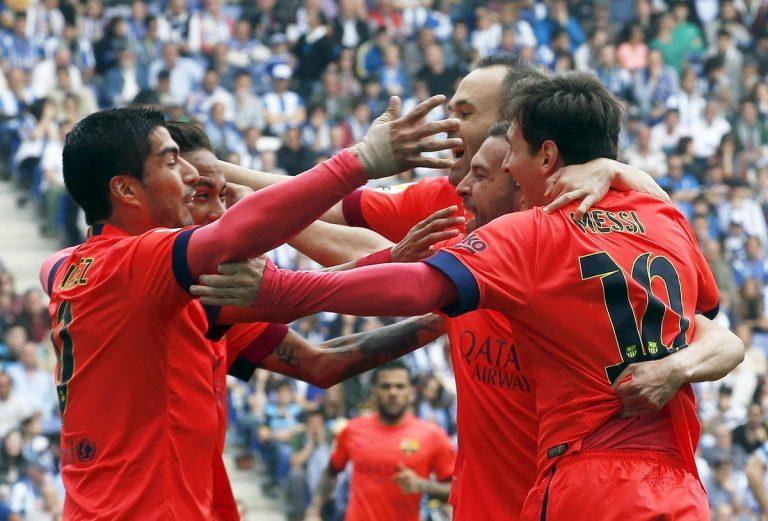 Νίκη… τίτλου η Μπαρτσελόνα – Πήρε το καταλανικό ντέρμπι (VIDEO)