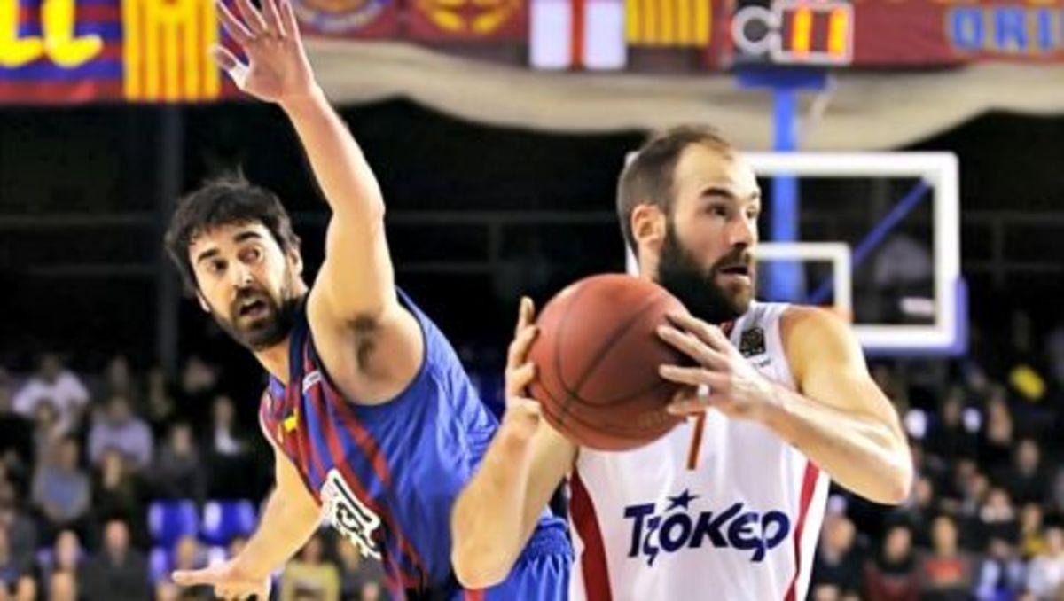 Πρόβλημα στον…αέρα – Έχασε στη Βαρκελώνη ο Ολυμπιακός   Newsit.gr