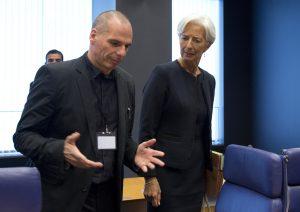 Καίνε τον Βαρουφάκη οι αποκαλύψεις για την πληρωμή του ΔΝΤ