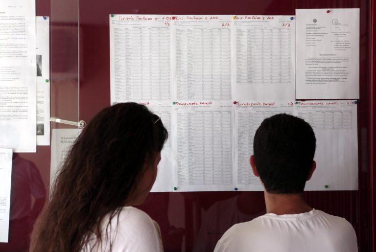 Βάσεις 2014: Σε ποιές σχολές υπάρχει εκρηκτική άνοδος και ποιές πτώση ανά επιστημονικό πεδίο | Newsit.gr