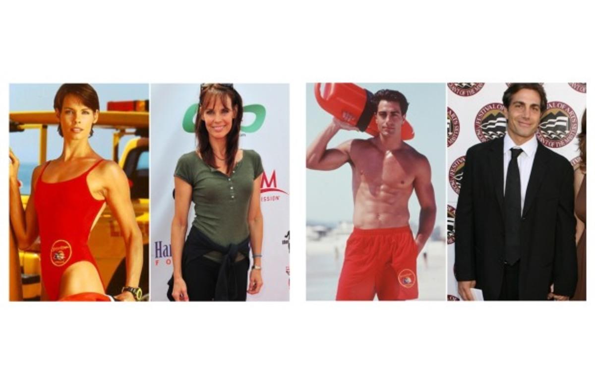 Πόσο έχουν αλλάξει οι 22 πρωταγωνιστές του Baywatch; | Newsit.gr