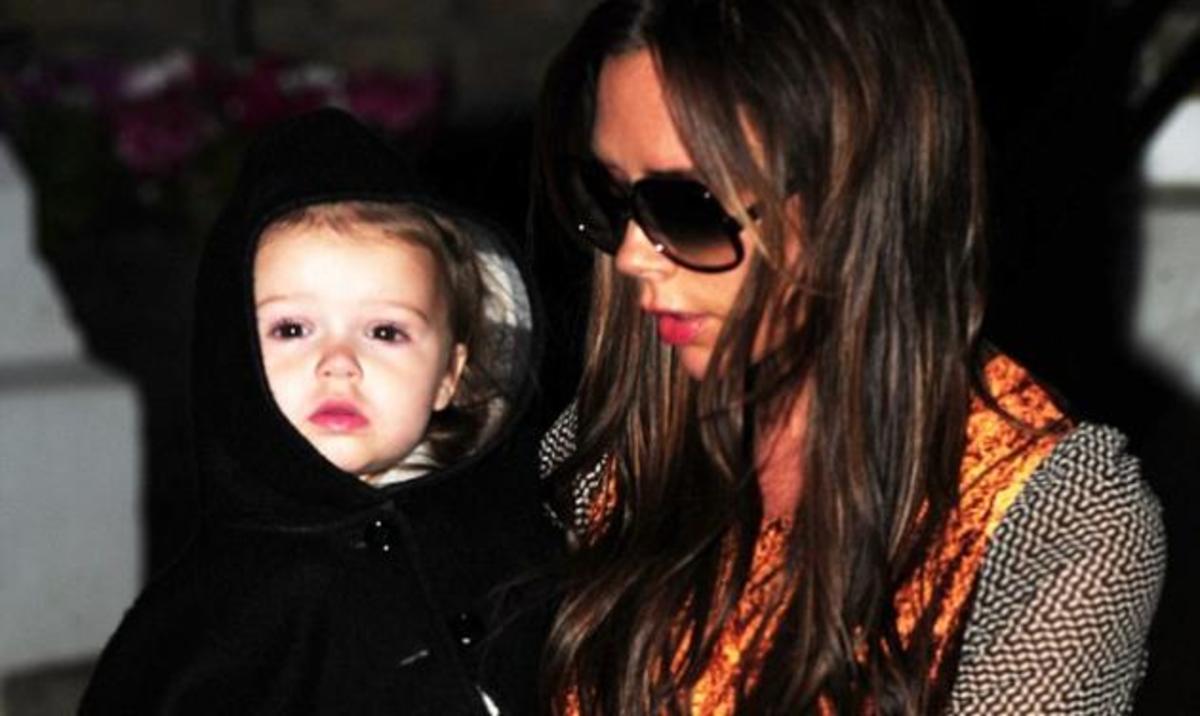 Oικογένεια Beckham: Ταξίδι στο Λονδίνο!   Newsit.gr
