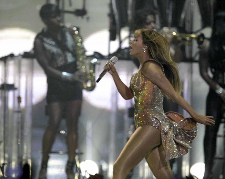 Η εκθαμβωτική έναρξη της Beyonce στην Αθήνα! | Newsit.gr