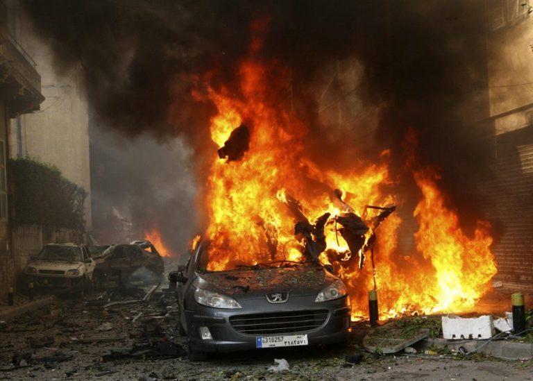 Ισχυρή έκρηξη στη Βηρυτό – Οκτώ νεκροί και πολλοί τραυματίες | Newsit.gr