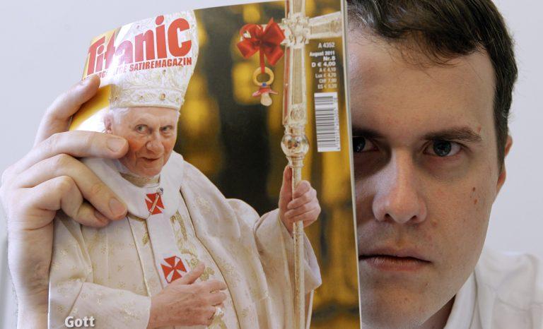 Θα δημοσιεύσουν τις «απογορευμένες» φωτογραφίες του Πάπα Βενέδικτου | Newsit.gr