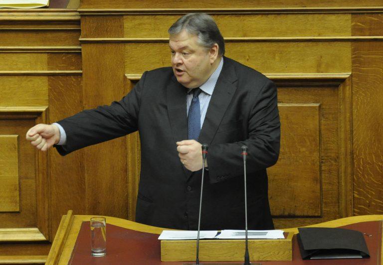 Χάος στη Βουλή! Ευθεία βολή Βενιζέλου σε ΣΥΡΙΖΑ: «Εσείς δώσατε τη λίστα στον Βαξεβάνη – Ο διευθυντής του γραφείου Τσίπρα διακινούσε συκοφαντίες» | Newsit.gr