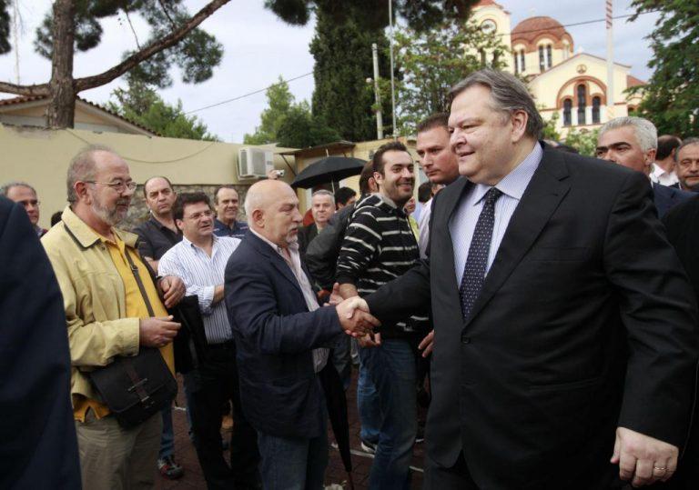 Ε.Βενιζέλος: «Αυτό το πλαστό σκηνικό δεν δίνει κυβέρνηση στις 18 Ιουνίου»   Newsit.gr