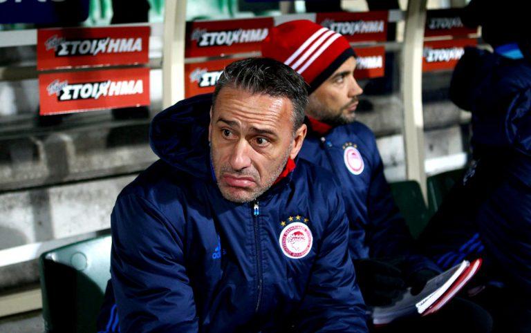 Ολυμπιακός – Μπέντο: «Στόχος η μείωση των παικτών στο ρόστερ» | Newsit.gr