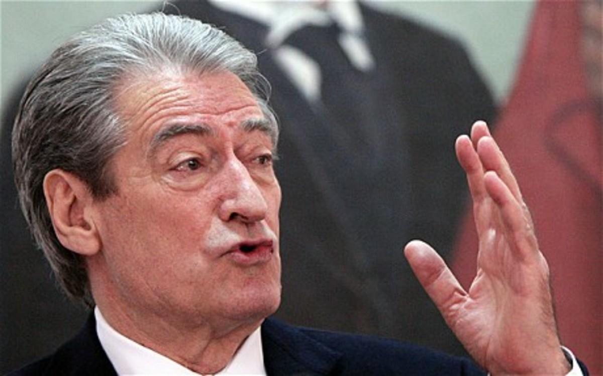 «Οι δηλώσεις του Μπερίσα θέτουν σε κίνδυνο την ειρήνη» | Newsit.gr
