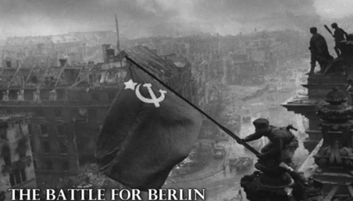 Η πτώση του Βερολίνου – Κινηματογραφικό υλικό από το οριστικό τέλος | Newsit.gr