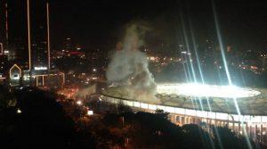 Δύο εκρήξεις κοντά στο γήπεδο της Μπεσίκτας! Τουλάχιστον 20 τραυματίες [pics, vids]