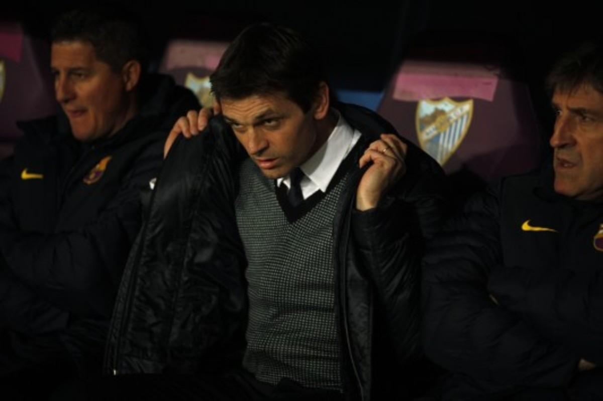 Επέστρεψε στη Βαρκελώνη ο Βιλανόβα   Newsit.gr