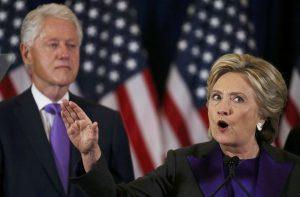 Άγριος καυγάς Μπιλ Κλίντον με τη Χίλαρι! Πέταξε το τηλέφωνο