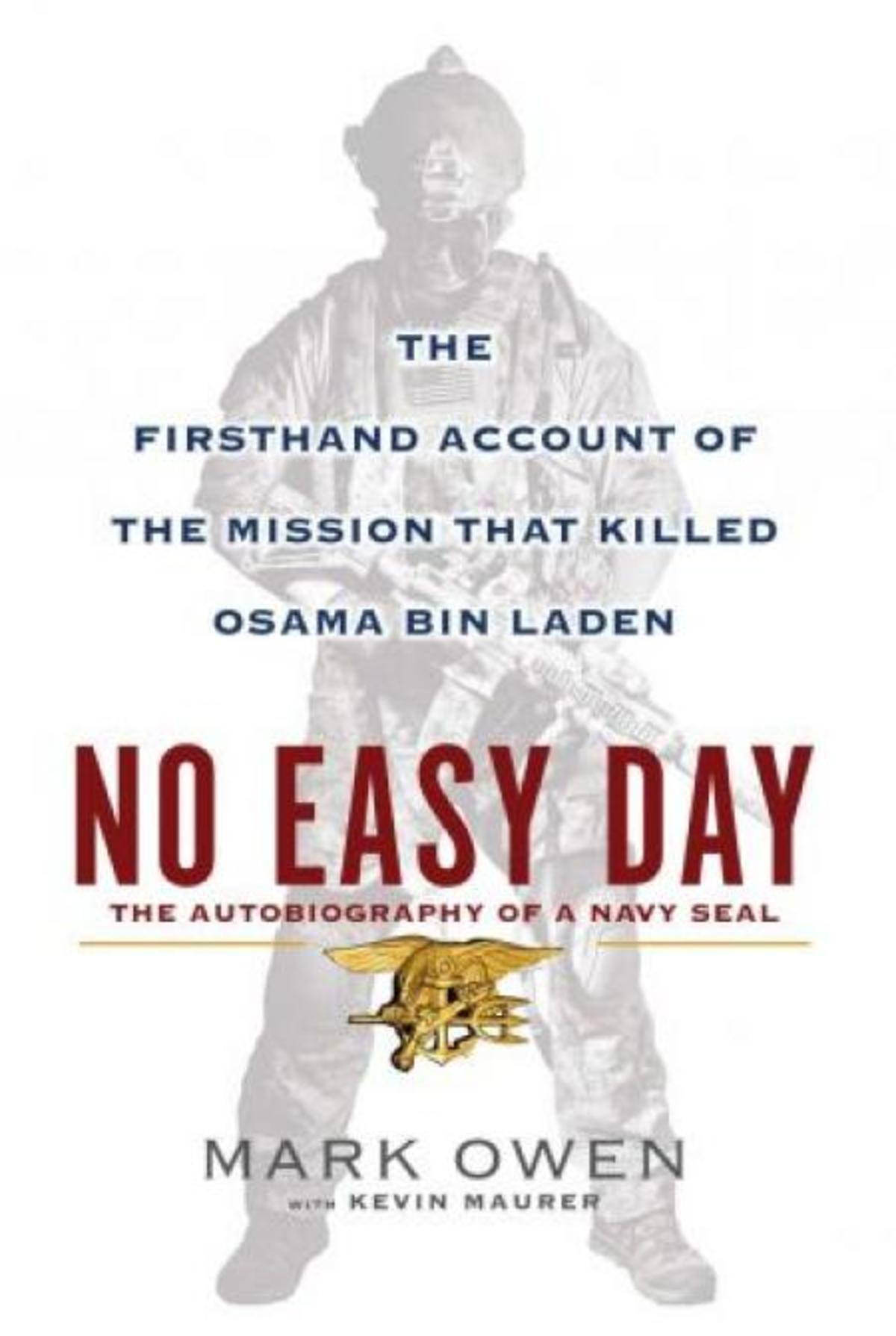 Βιβλίο Navy Seal για την «επιχείρηση Μπιν Λάντεν» | Newsit.gr