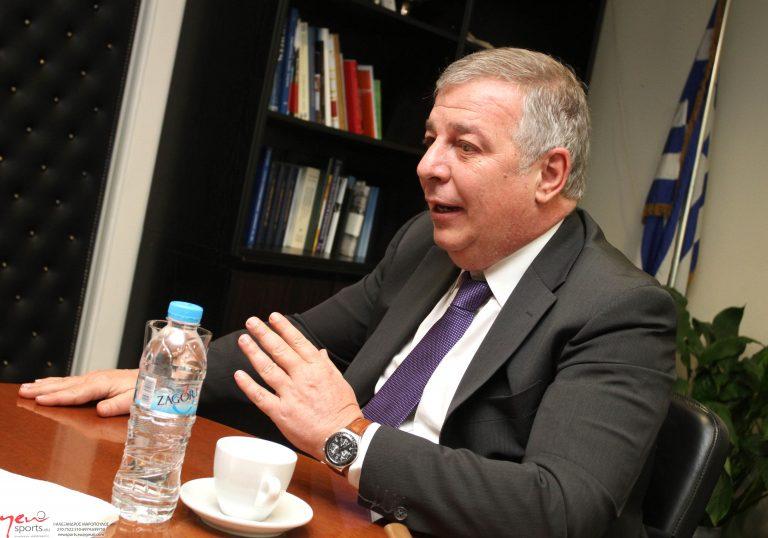 Έξαλλος ο Μπιτσαξής:Το αυτοδιοίκητο…τρίζει, αβέβαιο το μέλλον των πρωταθλημάτων | Newsit.gr