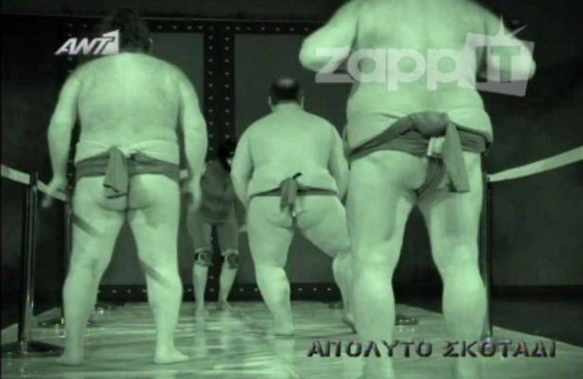 Η πιο αστεία δοκιμασία στο BLACKOUT | Newsit.gr