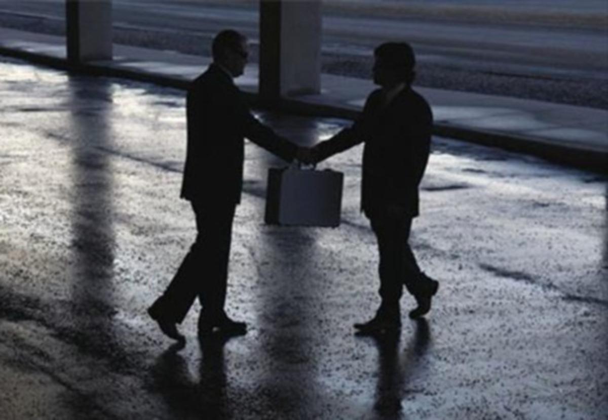 «261 δισ. δολάρια μαύρο χρήμα βγήκε από την Ελλάδα σε 8 χρόνια»   Newsit.gr