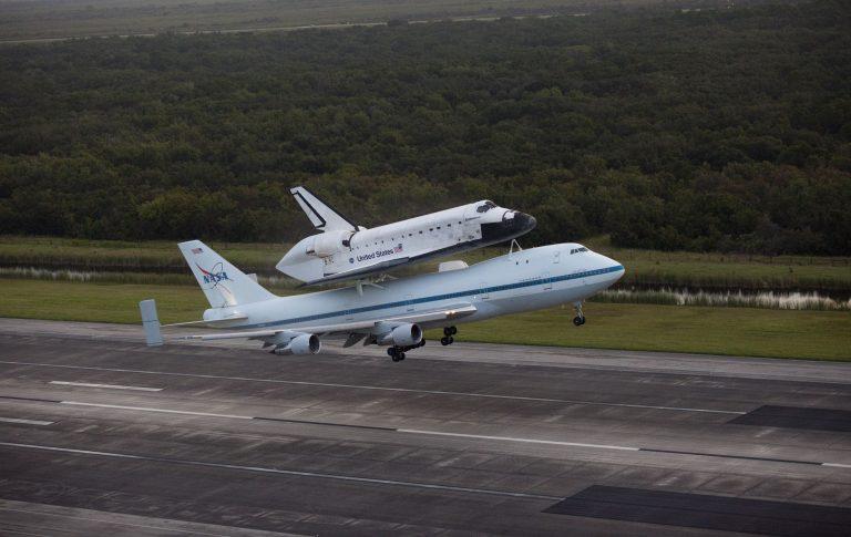 Τελευταίο ταξίδι για το διαστημικό λεωφορείο Endeavour – ΒΙΝΤΕΟ   Newsit.gr