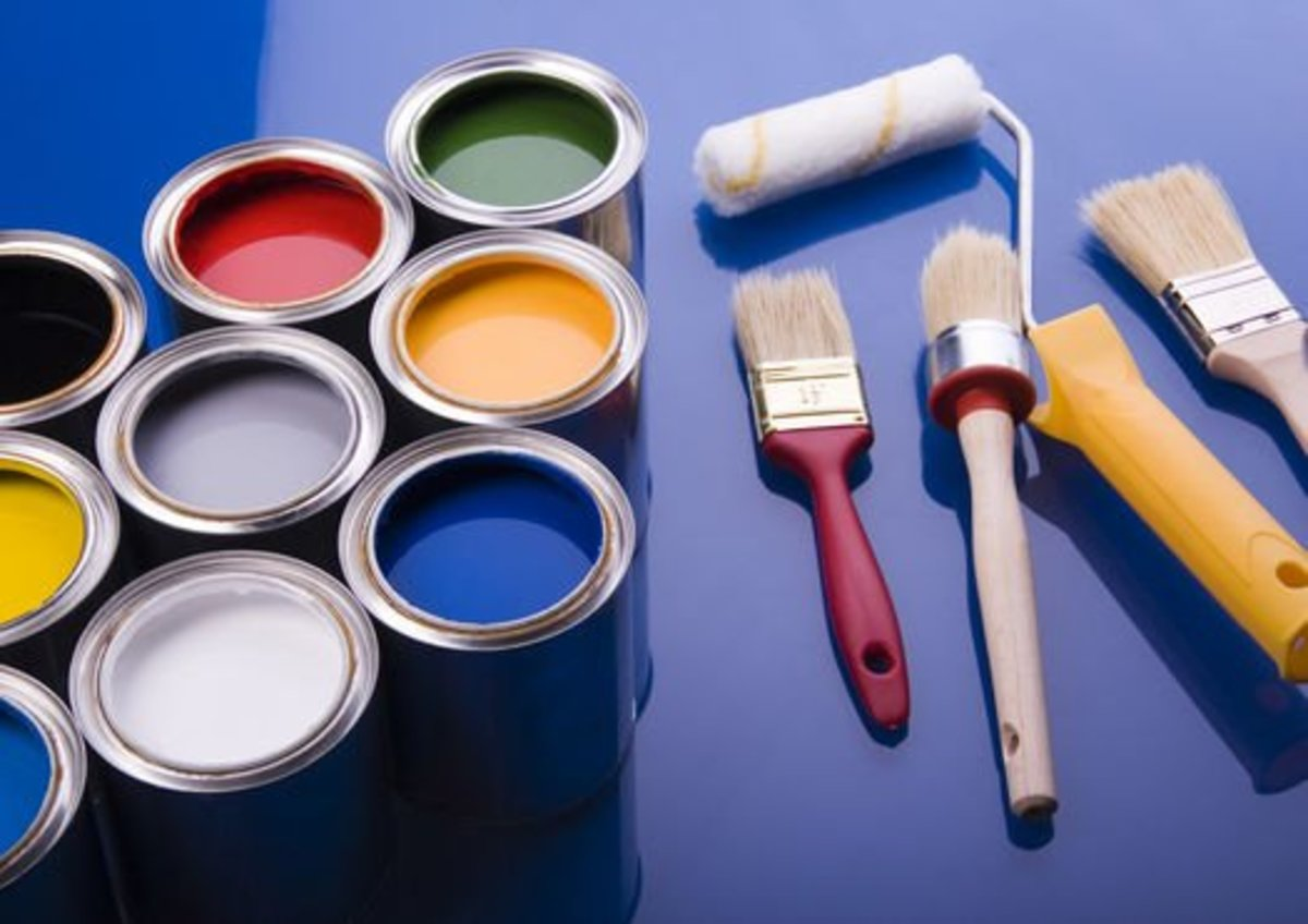 Τα έβαψαν μαύρα όσοι πωλούν χρώματα και βερνίκια | Newsit.gr