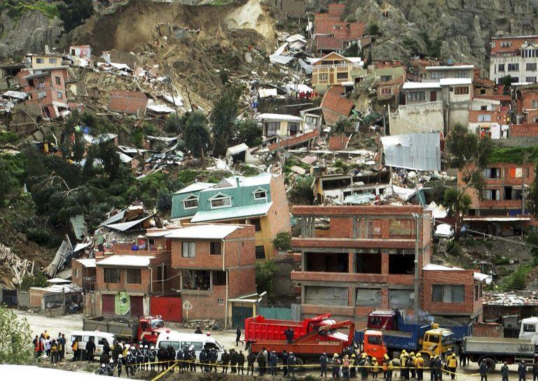 Κατάσταση εκτάκτου ανάγκης στην Βολιβία | Newsit.gr