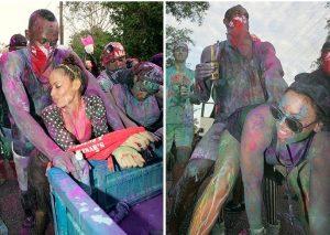 Ξεσάλωσε στο καρναβάλι ο Μπολτ! Έγινε του… twerking [pics, vid]