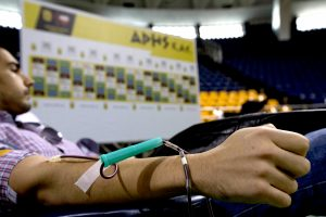 Εθελοντική αιμοδοσία στο Κερατσίνι την Τετάρτη 26 Απριλίου