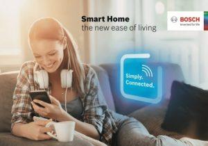 Η Bosch ιδρύει νέα εταιρεία για το έξυπνο σπίτι