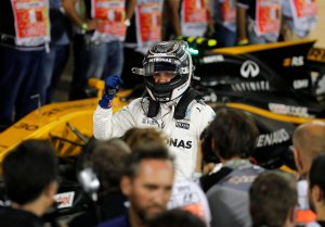 F1: Έσπασε το «ρόδι»! Ο Μπότας την pole position στο Μπαχρέιν
