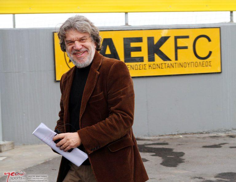 Διαψεύδει κατηγορηματικά την εμπλοκή Τσιγαρίδη στο γήπεδο της ΑΕΚ ο Βούρος   Newsit.gr