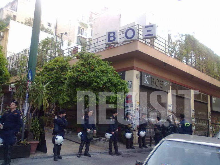 """""""Σκούπα"""" στα Εξάρχεια – """"Καθαρίζει"""" κτίρια υπό κατάληψη η αστυνομία   Newsit.gr"""