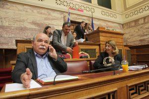 Βούτσης: Δεν υπάρχει περίπτωση να μη στηριχθεί ο Τσίπρας