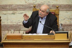 Αντιδράσεις για τις δηλώσεις του Προέδρου της Βουλής