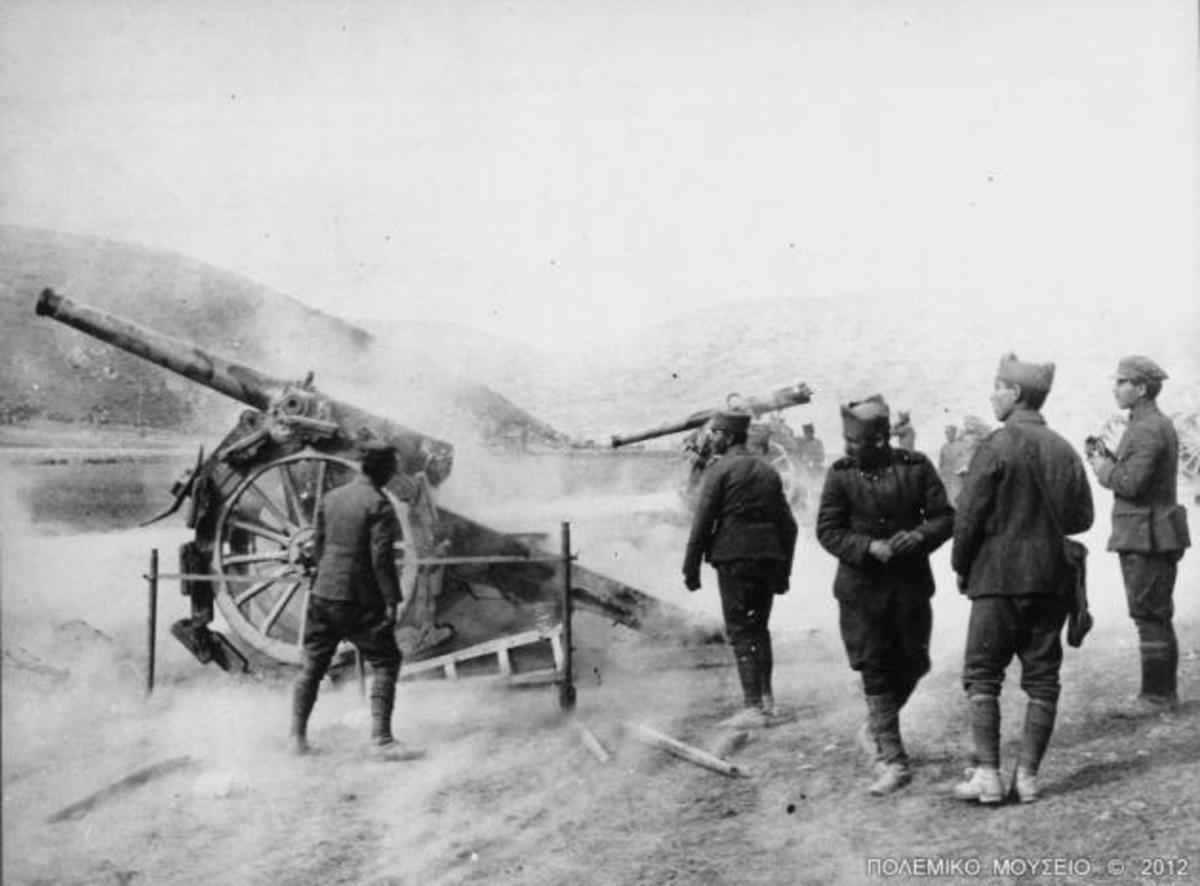 ΒΑΛΚΑΝΙΚΟΙ ΠΟΛΕΜΟΙ 1912-13: Ο Ελληνικός θρίαμβος έγινε 100! Αφιέρωμα   Newsit.gr