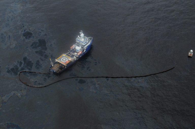 Αστοχία στο μπετόν η διαρροή πετρελαίου της BP | Newsit.gr