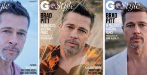 Μπραντ Πιτ: Τριπλό εξώφυλλο με τα πιο θλιμμένα μάτια μετά τον χωρισμό