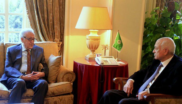 Συρία: Ο ειδικός απεσταλμένος Μπραχίμι αναμένεται στη Μόσχα για συνομιλίες | Newsit.gr