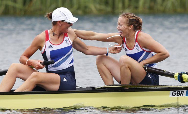 Επιτέλους πήραν χρυσό μετάλλιο οι Βρετανοί! | Newsit.gr