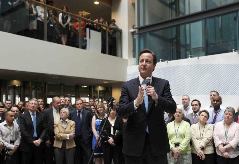 Μείωση 5% στους μισθούς των υπουργών… της Βρετανίας! | Newsit.gr