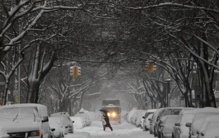 Σιβηρία η Νέα Υόρκη! | Newsit.gr