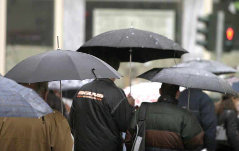 Βροχές και καταιγίδες αύριο | Newsit.gr