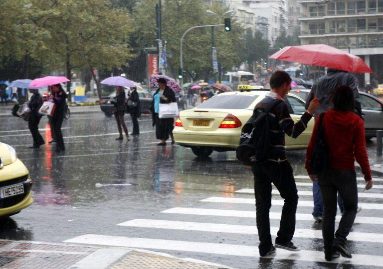 Βροχές, καταιγίδες και κρύο | Newsit.gr