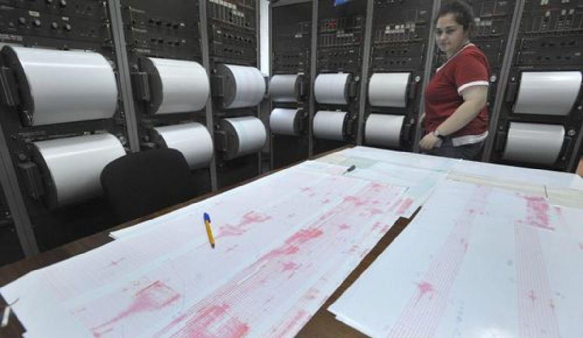 Ακόμα και στη Βουλγαρία ένιωσαν το σεισμό της Λήμνου | Newsit.gr