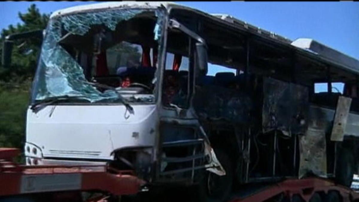 Πυρ εναντίον λεωφορείου στα σύνορα Αιγύπτου-Ισραήλ | Newsit.gr