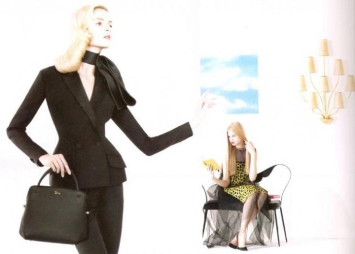 Dior: Η πρώτη καμπάνια με την υπογραφή του Raf Simons είναι γεγονός! | Newsit.gr