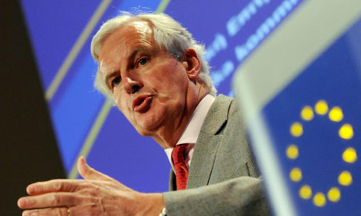 Μ.Μπαρνιέ: Η ευρωπαϊκή εποπτεία των τραπεζών «αναγκαία και δυνατή» από τις αρχές του 2013 | Newsit.gr