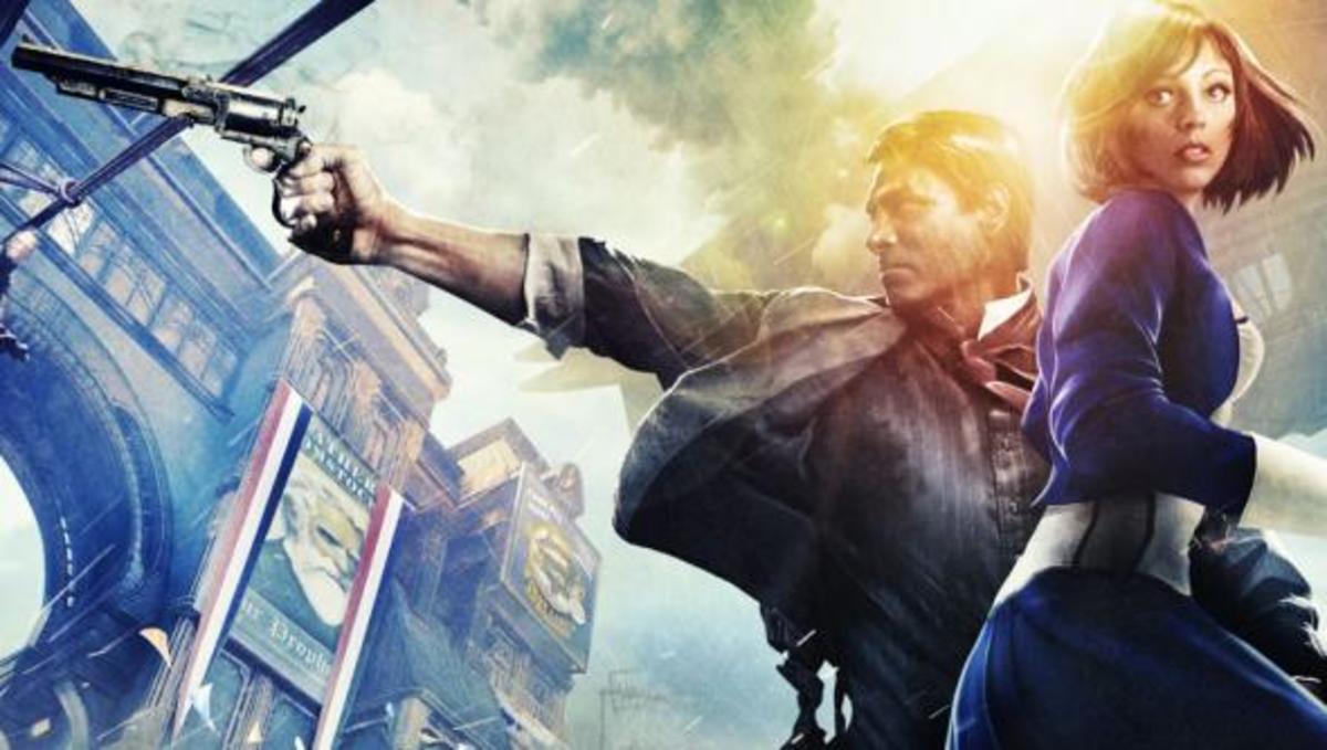 GAME REVIEW: Bioshock Infinite | Newsit.gr