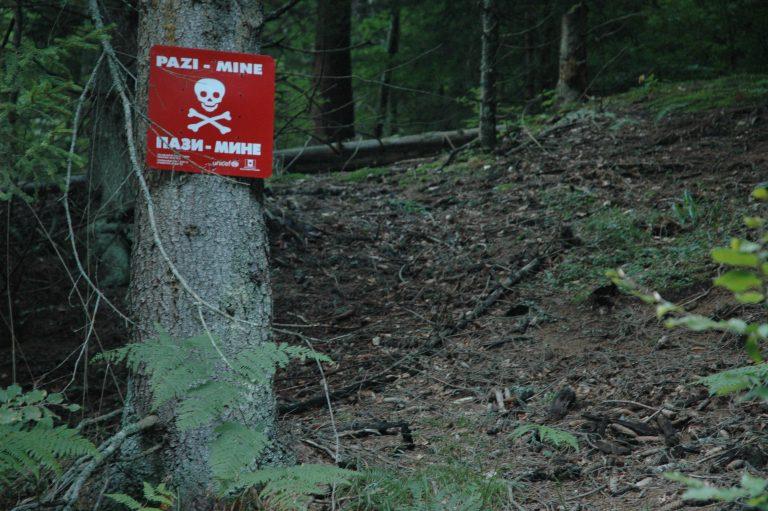 Ακαριαίο θάνατο βρήκε ένα εξάχρονο αγόρι από νάρκη | Newsit.gr
