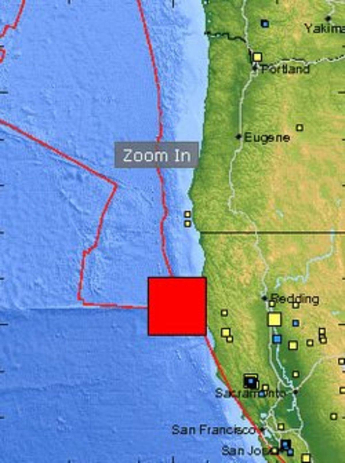 Χωρίς ζημιές ο σεισμός στην Καλιφόρνια   Newsit.gr