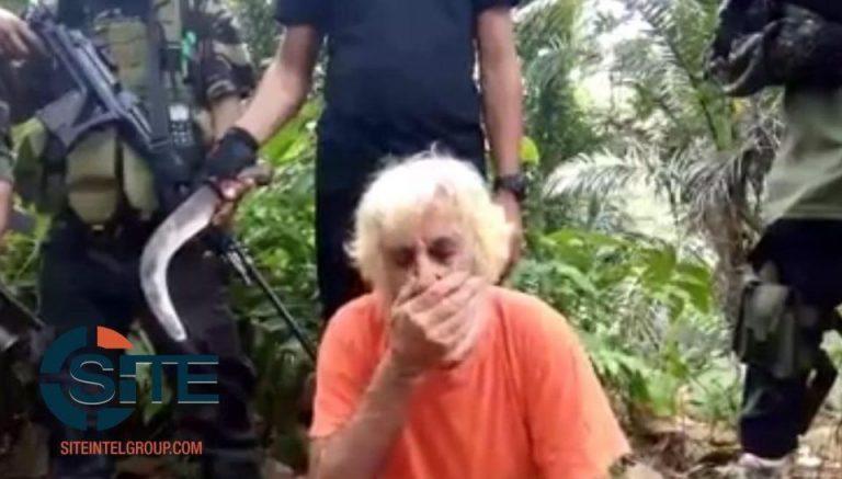 Αποκεφάλισαν Γερμανό όμηρο με ματσέτα! Ανέβασαν το βίντεο φρίκης!   Newsit.gr