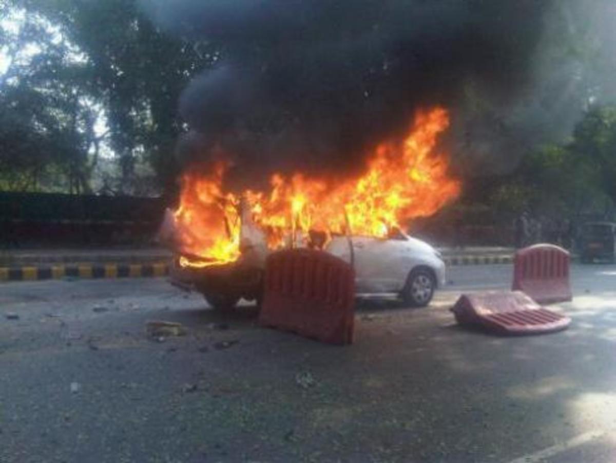 18 νεκροί και 65 τραυματίες από ισχυρή έκρηξη στη Βαγδάτη | Newsit.gr
